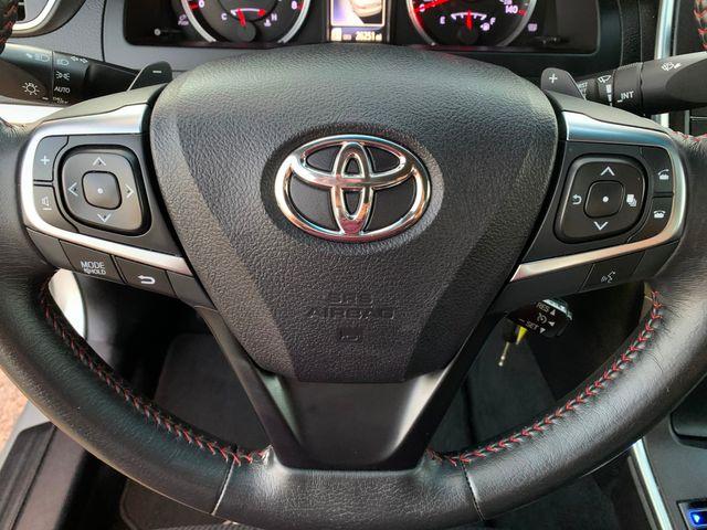 2017 Toyota Camry SE 5 YEAR/60,000 FACTORY POWERTRAIN WARRANTY Mesa, Arizona 16