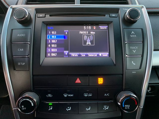 2017 Toyota Camry SE 5 YEAR/60,000 FACTORY POWERTRAIN WARRANTY Mesa, Arizona 17