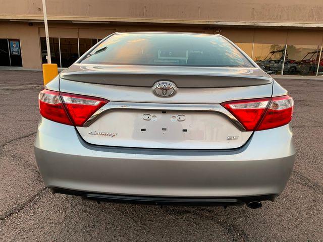 2017 Toyota Camry SE 5 YEAR/60,000 FACTORY POWERTRAIN WARRANTY Mesa, Arizona 3