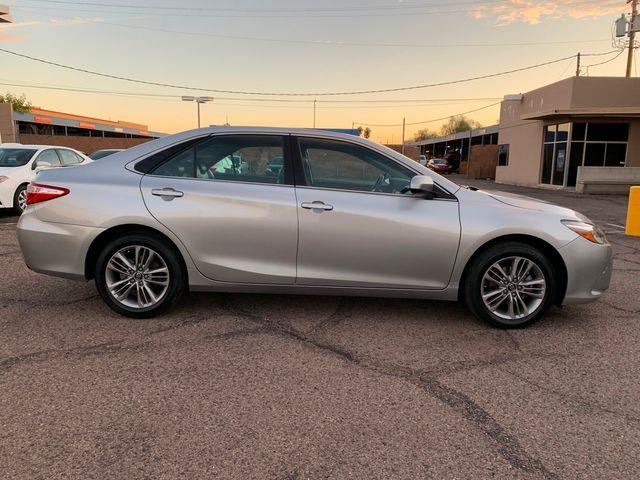 2017 Toyota Camry SE 5 YEAR/60,000 FACTORY POWERTRAIN WARRANTY Mesa, Arizona 5