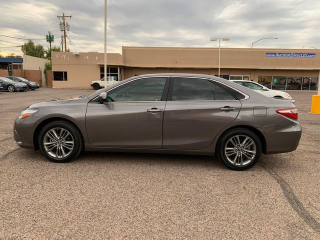 2017 Toyota Camry SE FULL MANUFACTURER WARRANTY Mesa, Arizona 1