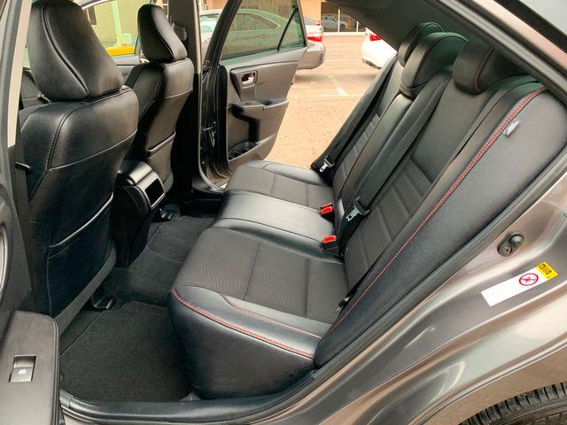 2017 Toyota Camry SE FULL MANUFACTURER WARRANTY Mesa, Arizona 10