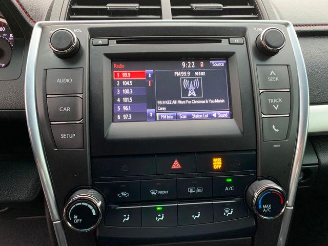 2017 Toyota Camry SE FULL MANUFACTURER WARRANTY Mesa, Arizona 17