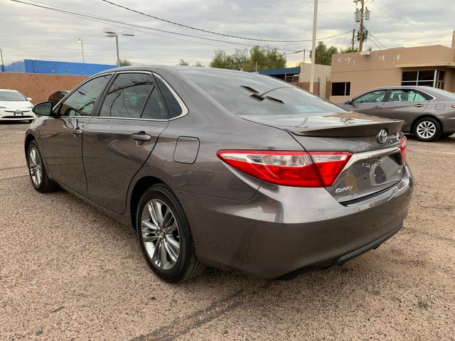 2017 Toyota Camry SE FULL MANUFACTURER WARRANTY Mesa, Arizona 2
