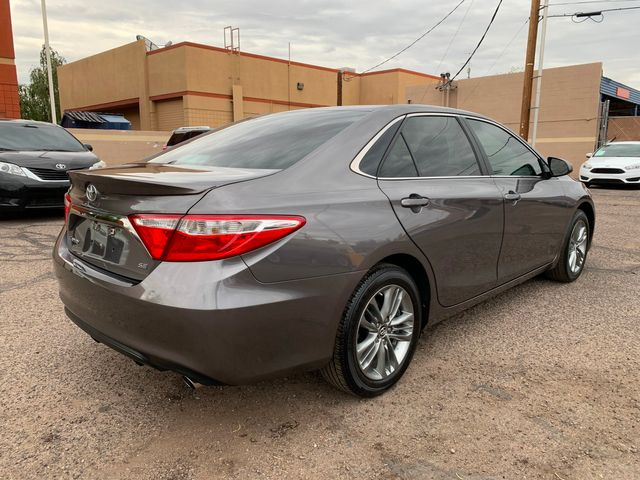 2017 Toyota Camry SE FULL MANUFACTURER WARRANTY Mesa, Arizona 4