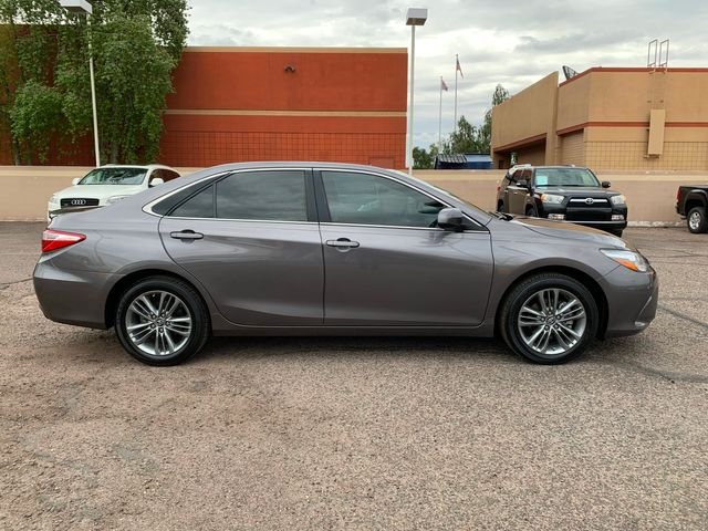 2017 Toyota Camry SE FULL MANUFACTURER WARRANTY Mesa, Arizona 5