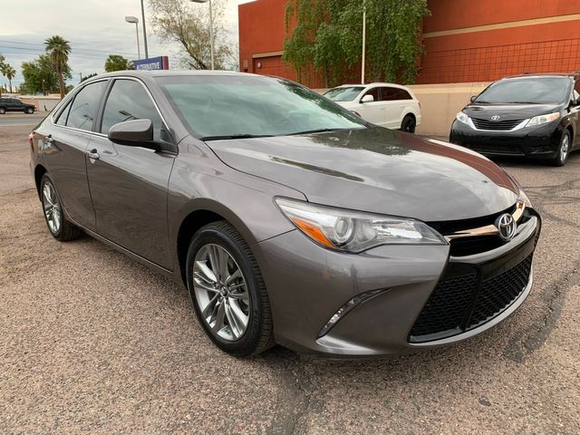 2017 Toyota Camry SE FULL MANUFACTURER WARRANTY Mesa, Arizona 6