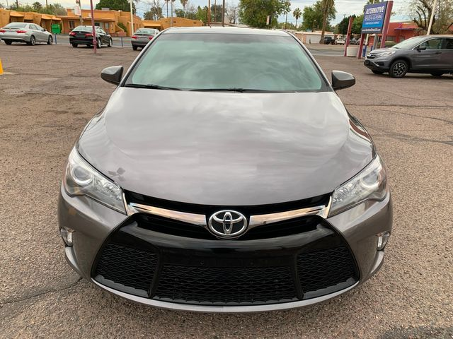 2017 Toyota Camry SE FULL MANUFACTURER WARRANTY Mesa, Arizona 7