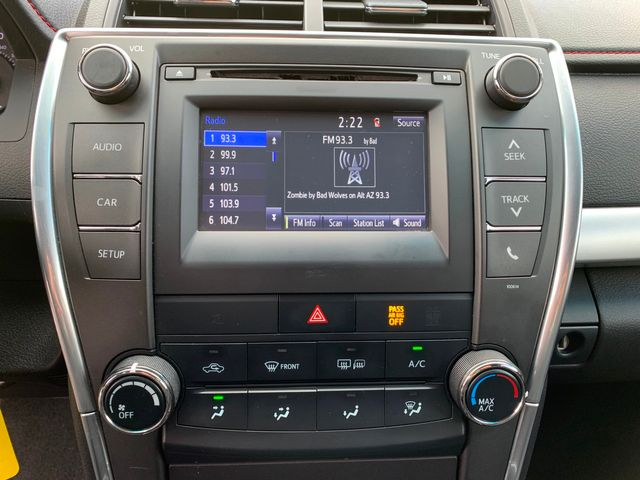 2017 Toyota Camry SE 5 YEAR/60,000 MILE FACTORY POWERTRAIN WARRANTY Mesa, Arizona 16