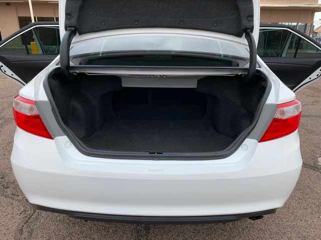 2017 Toyota Camry SE 5 YEAR/60,000 MILE FACTORY POWERTRAIN WARRANTY Mesa, Arizona 11