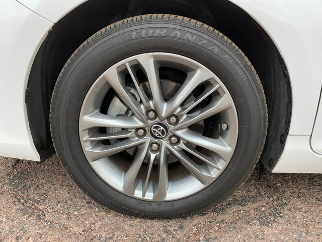 2017 Toyota Camry SE 5 YEAR/60,000 MILE FACTORY POWERTRAIN WARRANTY Mesa, Arizona 21
