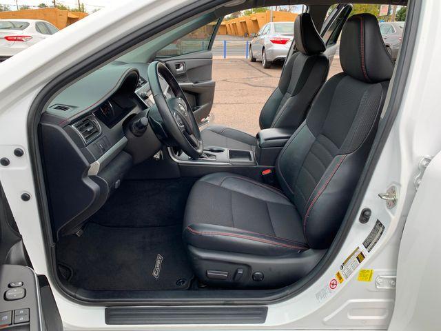 2017 Toyota Camry SE 5 YEAR/60,000 MILE FACTORY POWERTRAIN WARRANTY Mesa, Arizona 9
