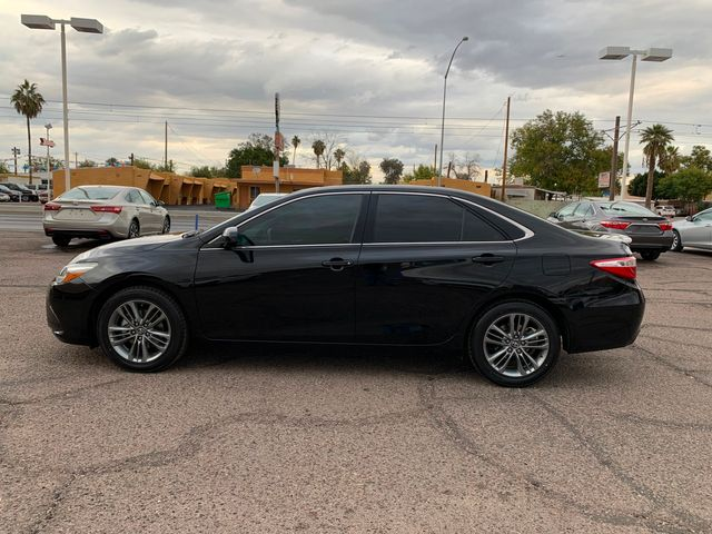 2017 Toyota Camry SE 5 YEAR/60,000 MILE FACTORY POWERTRAIN WARRANTY Mesa, Arizona 1