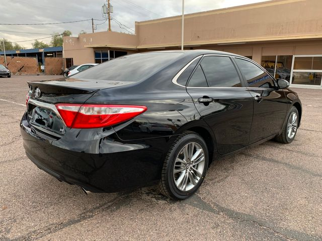 2017 Toyota Camry SE 5 YEAR/60,000 MILE FACTORY POWERTRAIN WARRANTY Mesa, Arizona 4