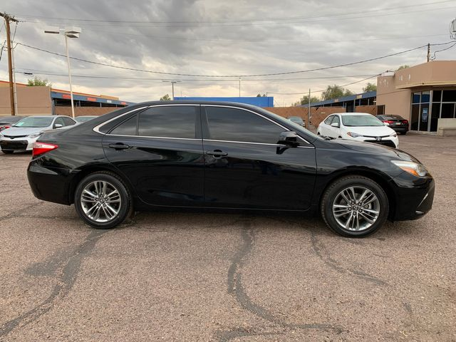 2017 Toyota Camry SE 5 YEAR/60,000 MILE FACTORY POWERTRAIN WARRANTY Mesa, Arizona 5