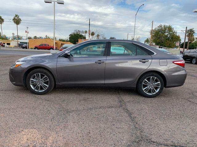 2017 Toyota Camry SE 5 YEAR/60,000 MILE NATIONAL POWERTRAIN WARRANTY Mesa, Arizona 1