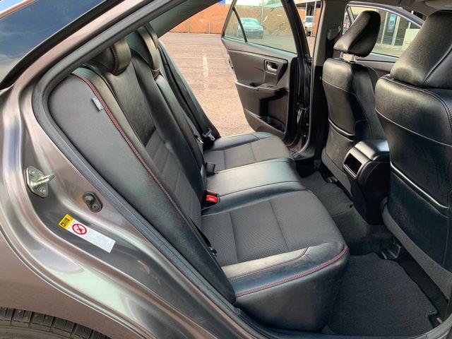 2017 Toyota Camry SE 5 YEAR/60,000 MILE NATIONAL POWERTRAIN WARRANTY Mesa, Arizona 12