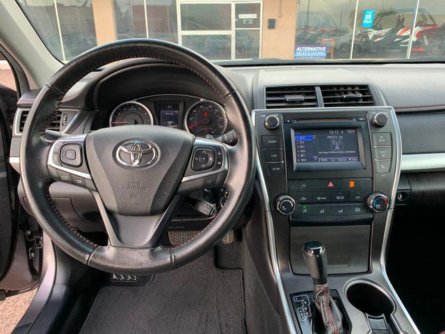 2017 Toyota Camry SE 5 YEAR/60,000 MILE NATIONAL POWERTRAIN WARRANTY Mesa, Arizona 14
