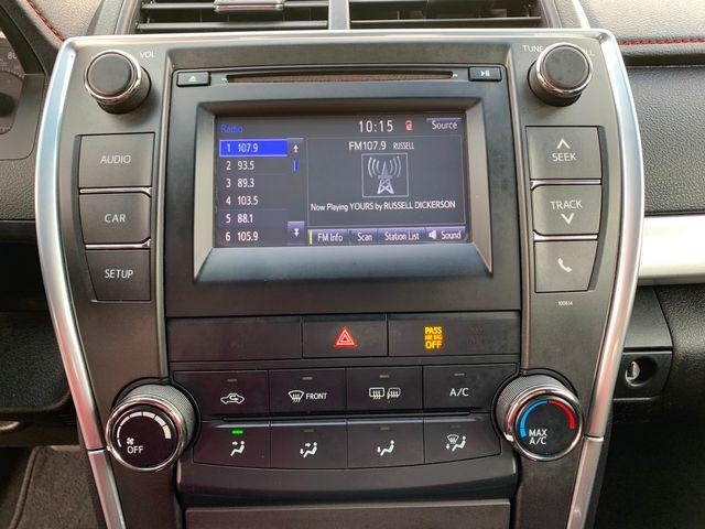 2017 Toyota Camry SE 5 YEAR/60,000 MILE NATIONAL POWERTRAIN WARRANTY Mesa, Arizona 16