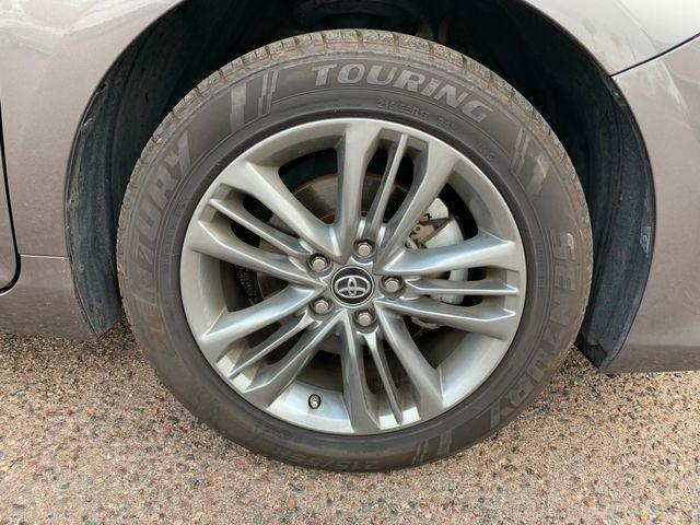 2017 Toyota Camry SE 5 YEAR/60,000 MILE NATIONAL POWERTRAIN WARRANTY Mesa, Arizona 19