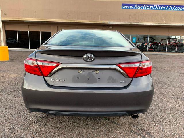 2017 Toyota Camry SE 5 YEAR/60,000 MILE NATIONAL POWERTRAIN WARRANTY Mesa, Arizona 3