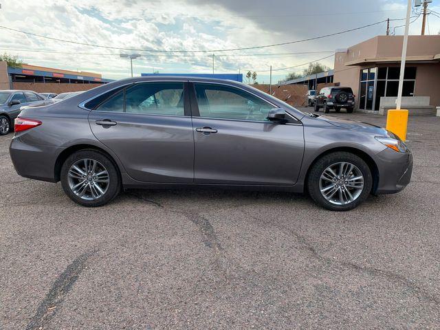 2017 Toyota Camry SE 5 YEAR/60,000 MILE NATIONAL POWERTRAIN WARRANTY Mesa, Arizona 5
