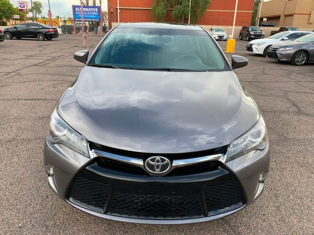 2017 Toyota Camry SE 5 YEAR/60,000 MILE NATIONAL POWERTRAIN WARRANTY Mesa, Arizona 7