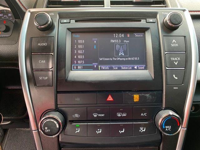 2017 Toyota Camry SE 5 YEAR/60,000 MILE FACTORY POWERTRAIN WARRANTY Mesa, Arizona 18