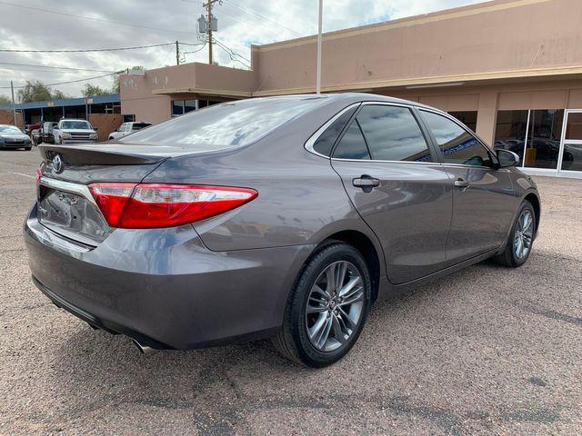 2017 Toyota Camry SE 5 YEAR/60,000 MILE FACTORY POWERTRAIN WARRANTY Mesa, Arizona 4