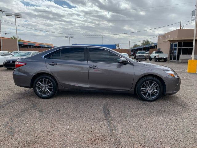 2017 Toyota Camry SE 5 YEAR/60,000 MILE FACTORY POWERTRAIN WARRANTY Mesa, Arizona 5
