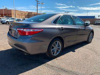2017 Toyota Camry SE FULL MANUFACTURER WARRANTY Mesa, Arizona 4