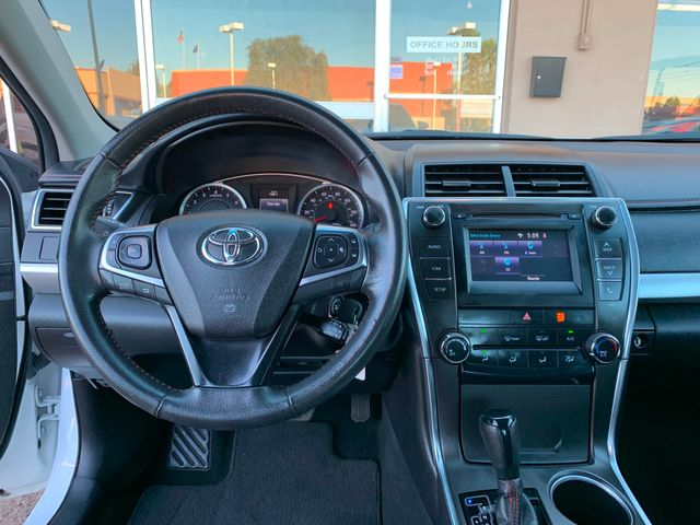 2017 Toyota Camry SE 5 YEAR/60,000 MILE FACTORY POWERTRAIN WARRANTY Mesa, Arizona 14