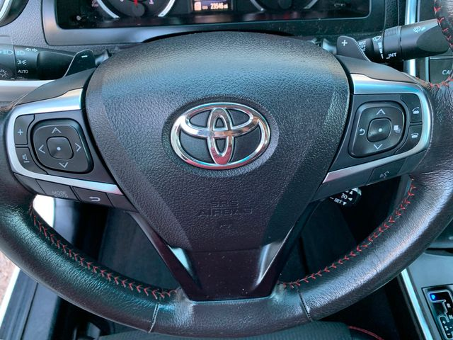 2017 Toyota Camry SE 5 YEAR/60,000 MILE FACTORY POWERTRAIN WARRANTY Mesa, Arizona 16