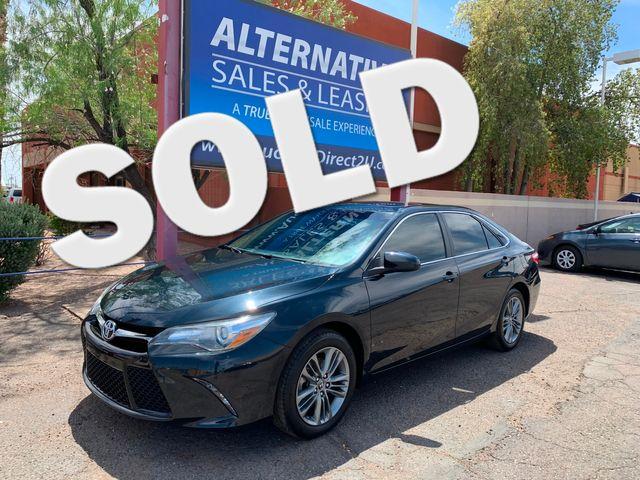 2017 Toyota Camry SE 5 YEAR/60,000 MILE FACTORY POWERTRAIN WARRANTY Mesa, Arizona