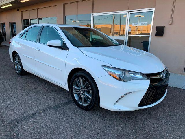 2017 Toyota Camry SE 5 YEAR/60,000 MILE FACTORY POWERTRAIN WARRANTY Mesa, Arizona 6