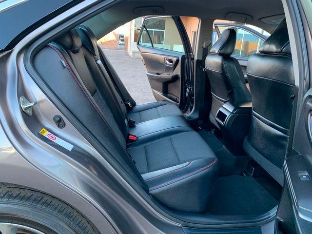 2017 Toyota Camry SE 5 YEAR/60,000 MILE FACTORY POWERTRAIN WARRANTY Mesa, Arizona 12