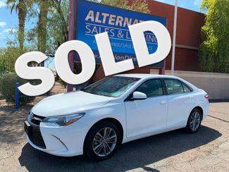 2017 Toyota Camry SE 5 YEAR/60,000 MILE NATIONAL POWERTRAIN WARRANTY Mesa, Arizona