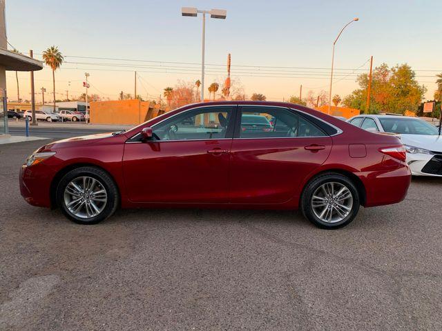 2017 Toyota Camry SE 5 YEAR/60,000 MILE FACTORY POWERTRAIN WARRANTY Mesa, Arizona 1