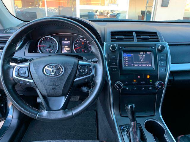 2017 Toyota Camry SE 5 YEAR/60,000 MILE FACTORY POWERTRAIN WARRANTY Mesa, Arizona 14