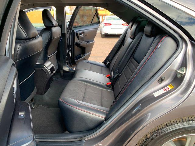 2017 Toyota Camry SE 5 YEAR/60,000 MILE FACTORY POWERTRAIN WARRANTY Mesa, Arizona 10