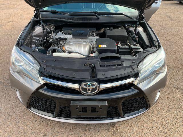 2017 Toyota Camry SE 5 YEAR/60,000 MILE FACTORY POWERTRAIN WARRANTY Mesa, Arizona 8