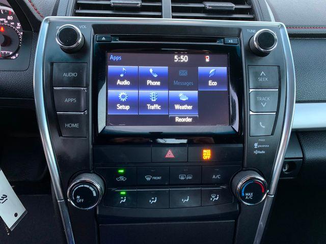 2017 Toyota Camry SE 5 YEAR/60,000 MILE FACTORY POWERTRAIN WARRANTY Mesa, Arizona 17