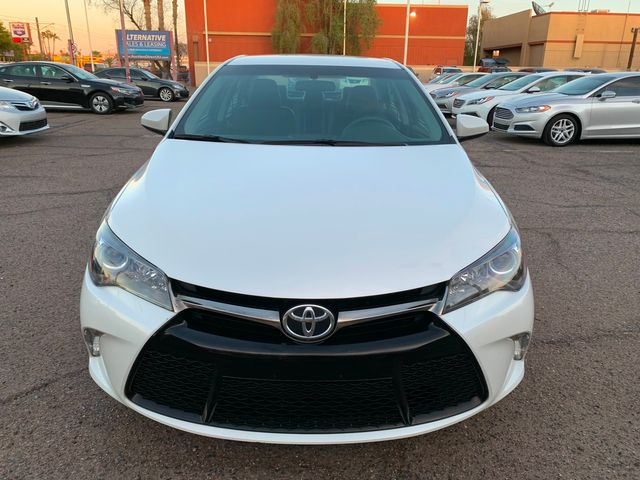 2017 Toyota Camry SE 5 YEAR/60,000 MILE FACTORY POWERTRAIN WARRANTY Mesa, Arizona 7