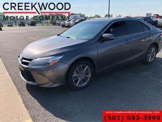 2017 Toyota Camry SE Gray New Tires Leather Low Miles 33mpg CLEAN in Searcy, AR 72143