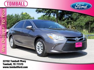 2017 Toyota Camry in Tomball, TX 77375