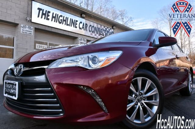 2017 Toyota Camry XLE Waterbury, Connecticut