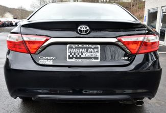 2017 Toyota Camry SE Automatic (Natl) Waterbury, Connecticut 4