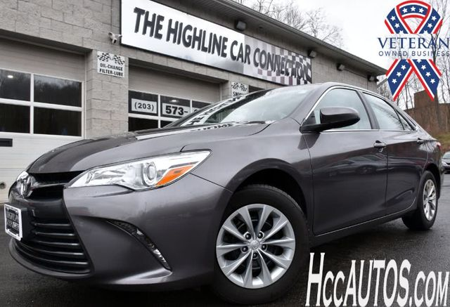 2017 Toyota Camry LE Waterbury, Connecticut