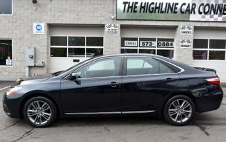 2017 Toyota Camry SE Automatic Waterbury, Connecticut 2