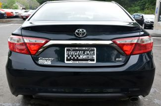 2017 Toyota Camry SE Automatic Waterbury, Connecticut 4
